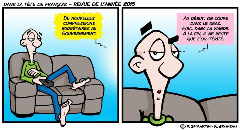 L'austérité Dans la tête de François