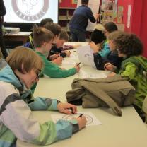 Atelier scolaire Dans la tête de François