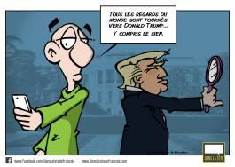 Donald Trump Dans la tête de François