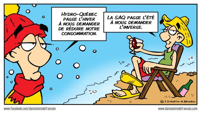 L'été Dans la tête de François