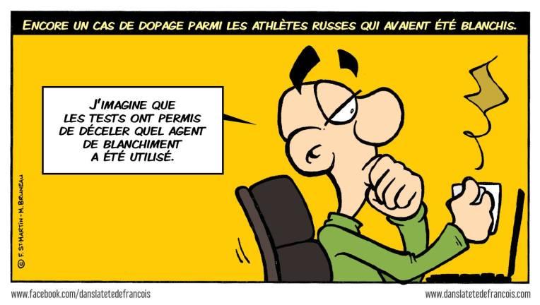 JO2018 : dopage